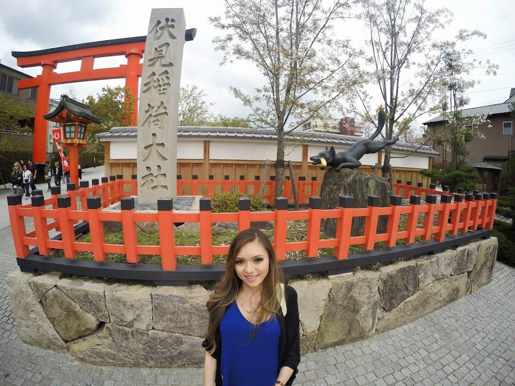 A Day in Kyoto