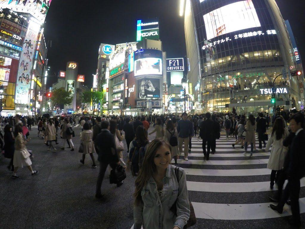 When in Tokyo