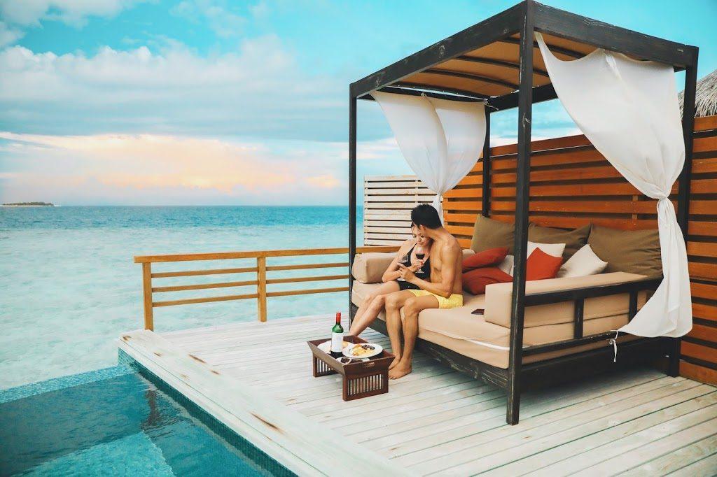 Quick Escape to Baros Maldives