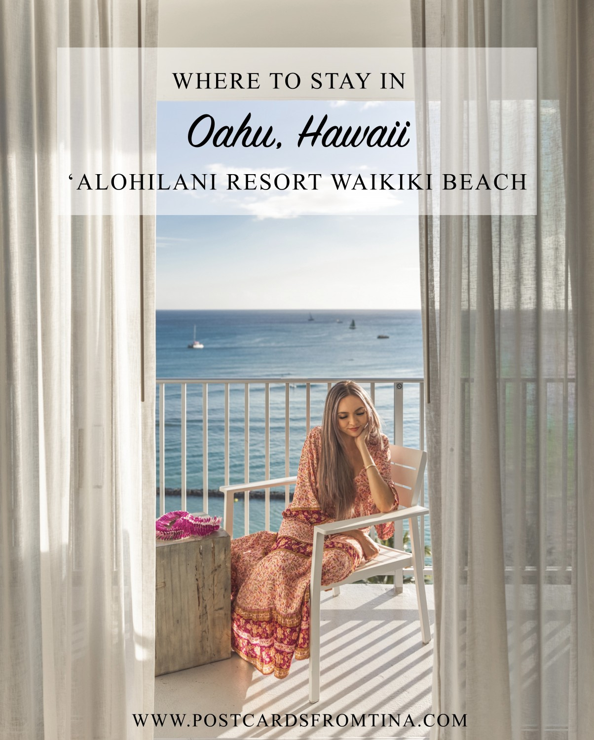 Rich results on Google's for Waikiki SERP when searching for 'alohilani resort'